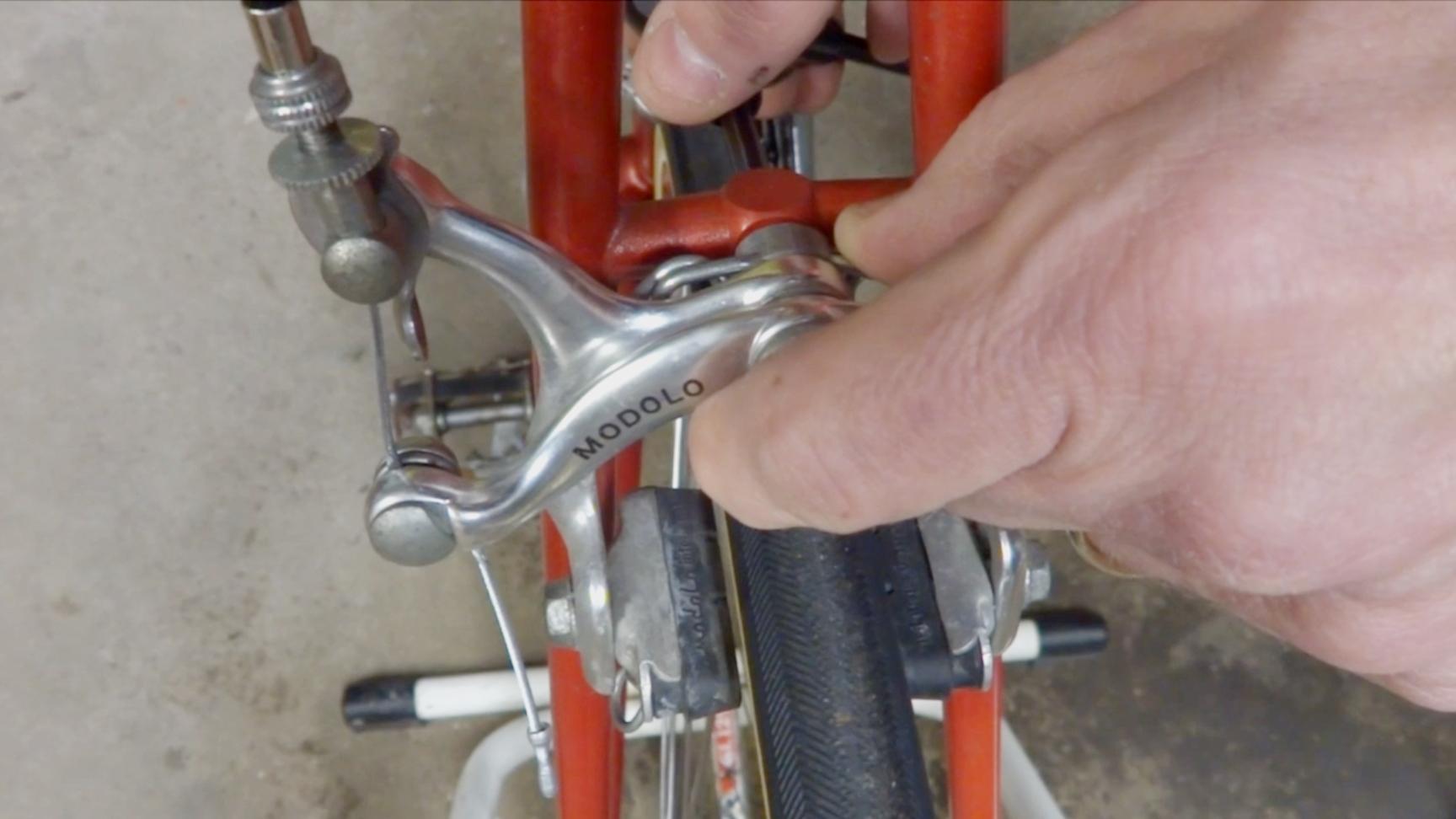how to fix seized caliper pins